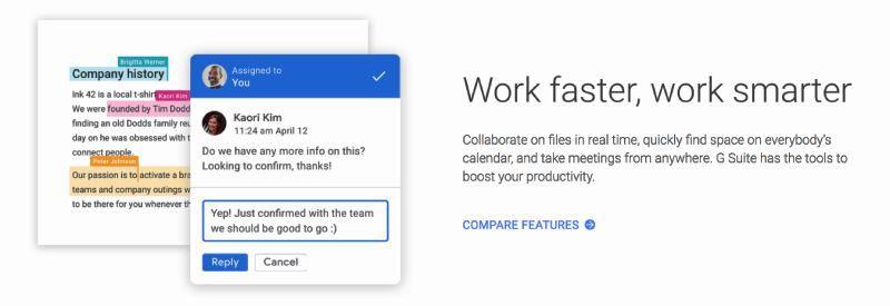 is g suite free - teamwork apps