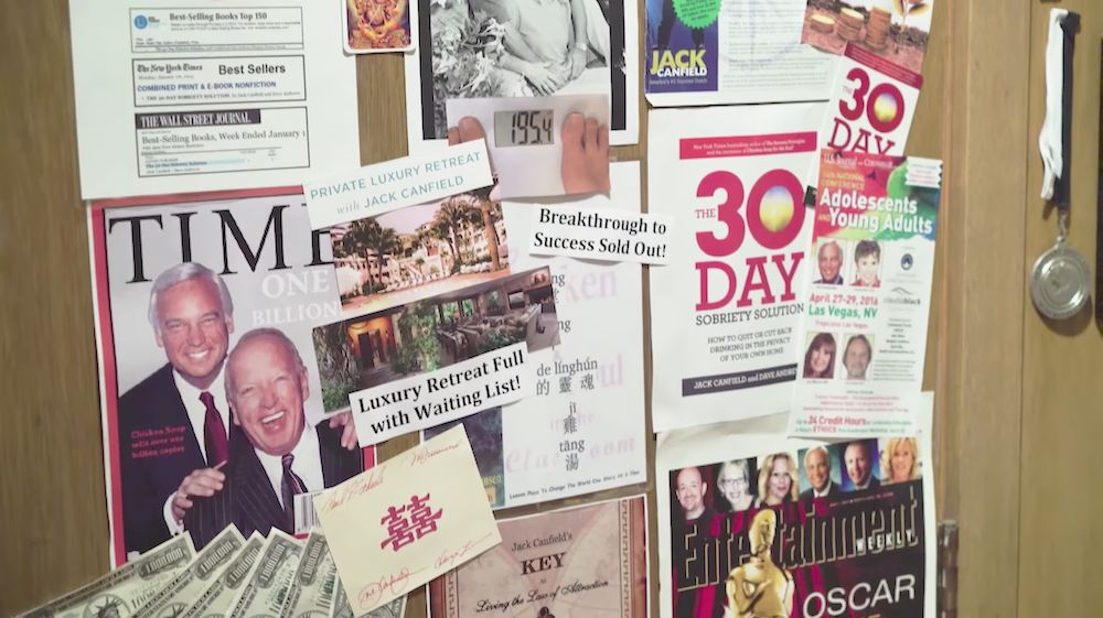 Jack canfield vision board